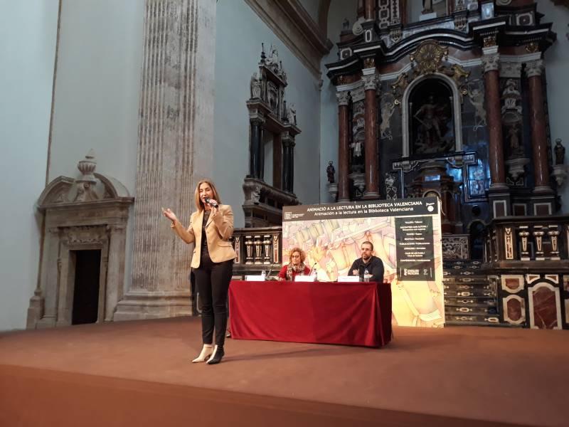 Encuentro con escritores, María Jesús Bolta