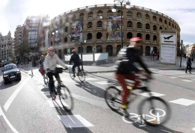 Bicicletas en València. PIXABAY