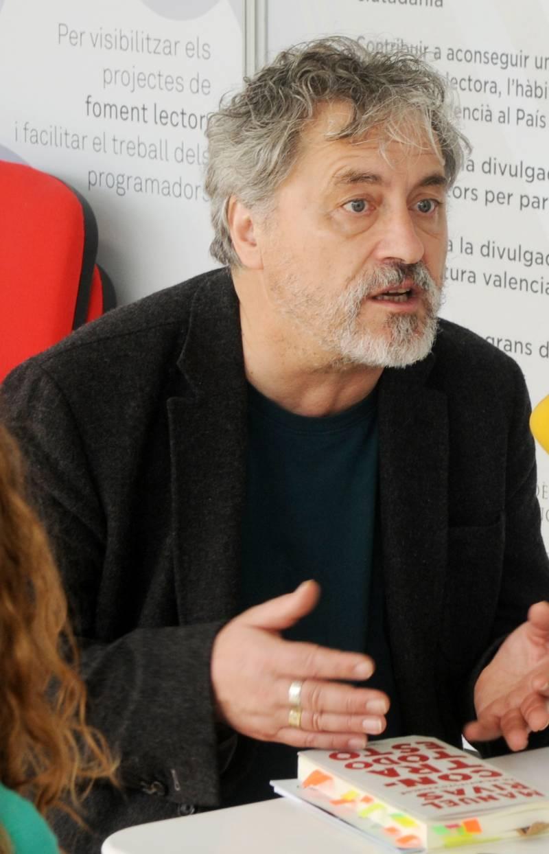 Manuel Rivas // García Poveda