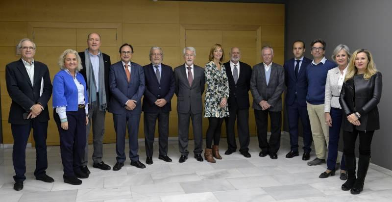 Reunión jurado XV Premio FxJ