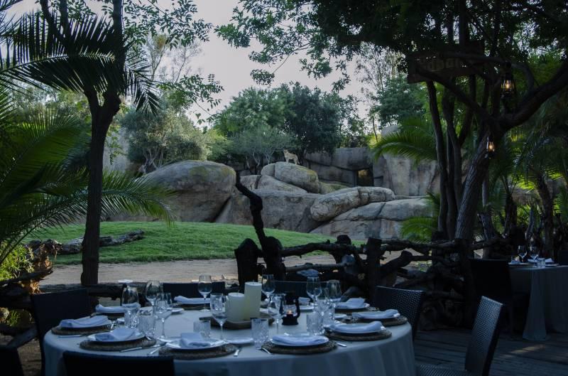 Cenas en La Sabana, Bioparc