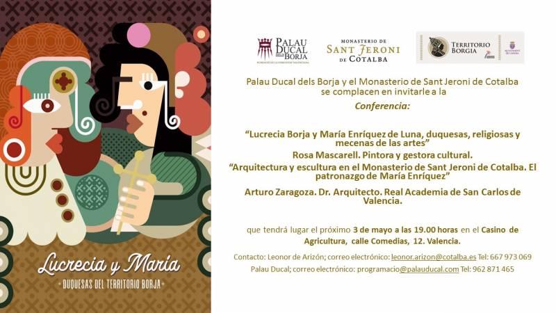 Invitación conferencia