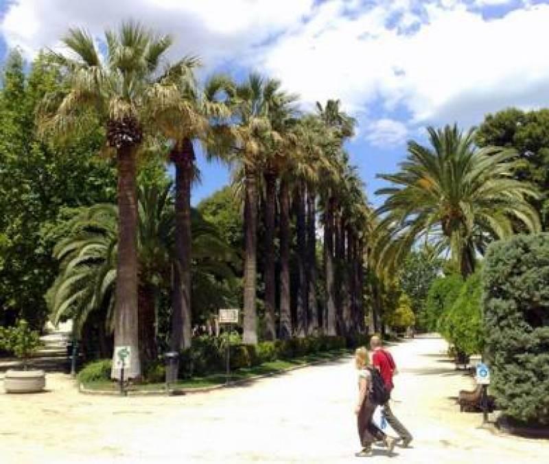 10 razones por las que disfrutar de los Jardines de Viveros en primavera