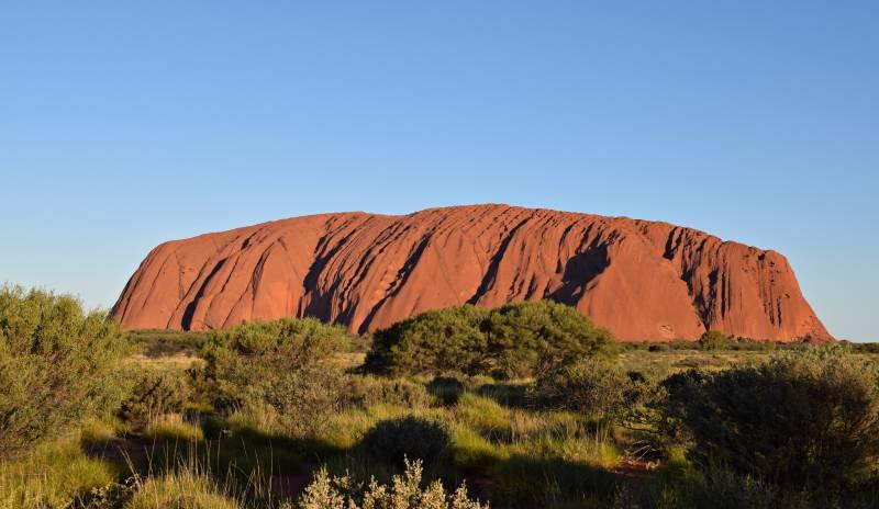 Uluru, Foto Clara estrems