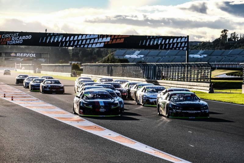 El Circuit Ricardo Tormo cuenta ya con cuatro simuladores para pilotos. EPDA.
