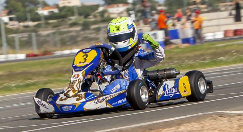 Balance Formula Campeones, Lucas Fluixa