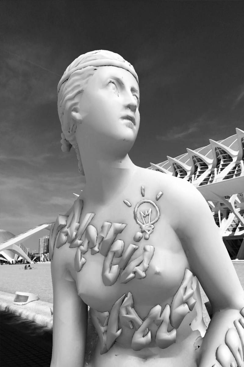 Falla en 3D, app, PichiAvo Falla AR