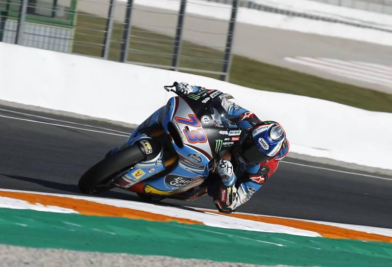 Alex Márquez, Circuit Ricardo Tormo