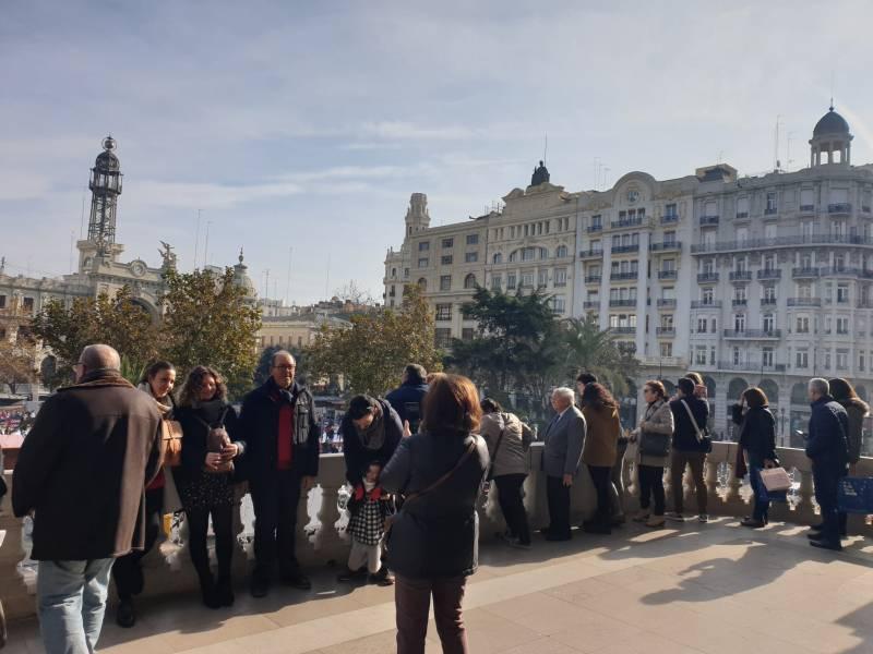 Balanç visites Balcó Municipal