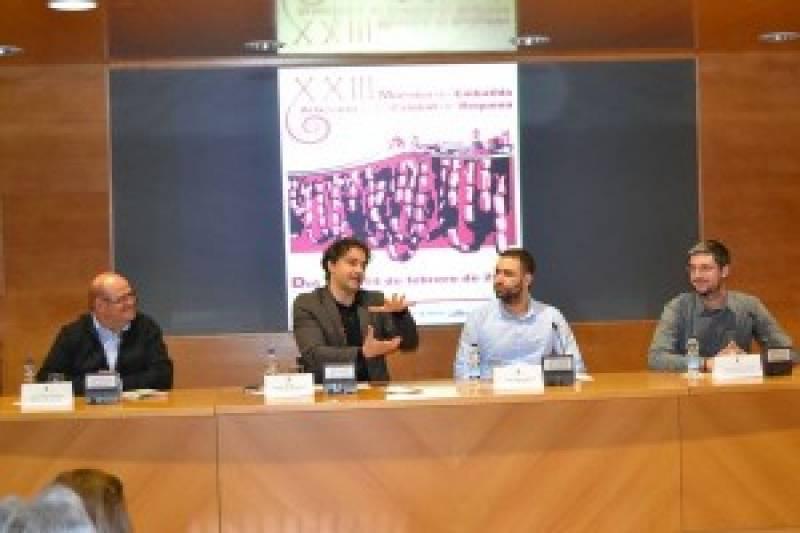 La muestra de embutido va ya por su XXIII edición//Viu València