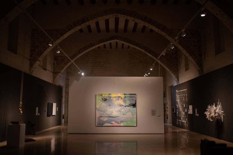 Art Contemporani, Primers moments, Port de Sagunt