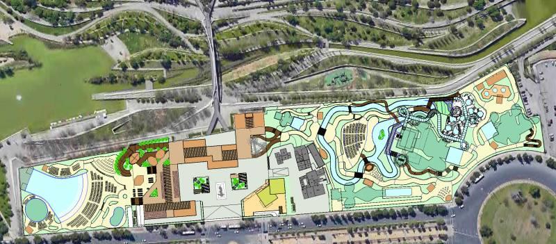 El Parque de Aventura más sostenible y vanguardista de Europa se proyecta en València