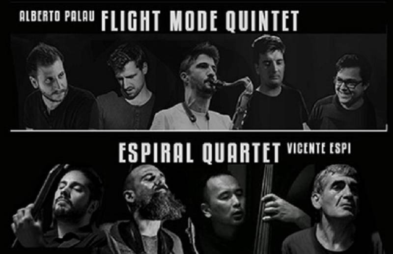 Concert Jazz Albert Palau i Vicente Espí