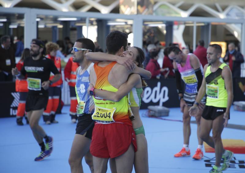 Maratón Valencia