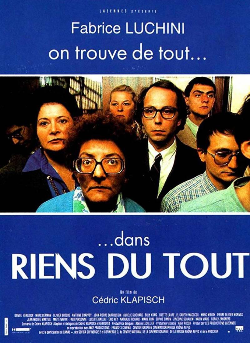 CCC Cinema RIENS DU TOUT (1992)