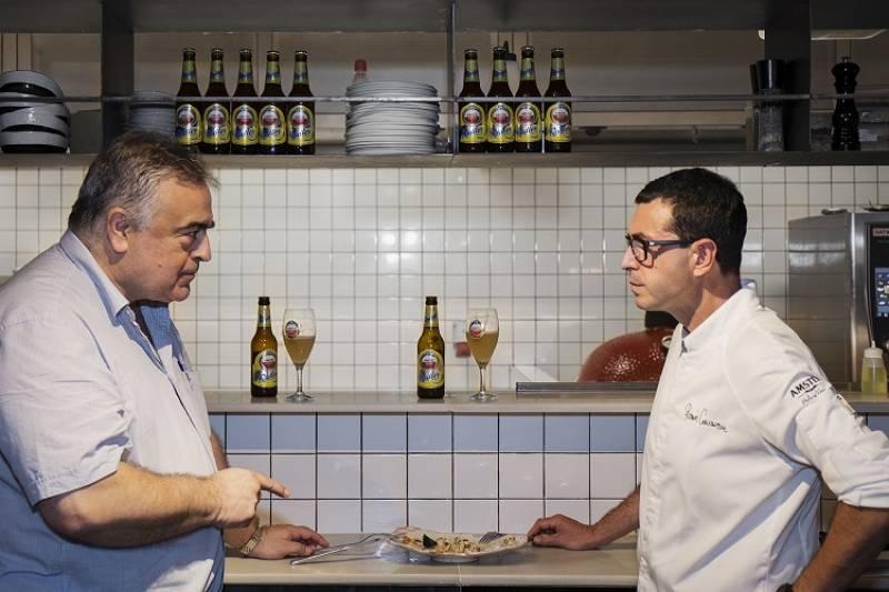 Ricard Camarena y Rafael Sánchez. EPDA