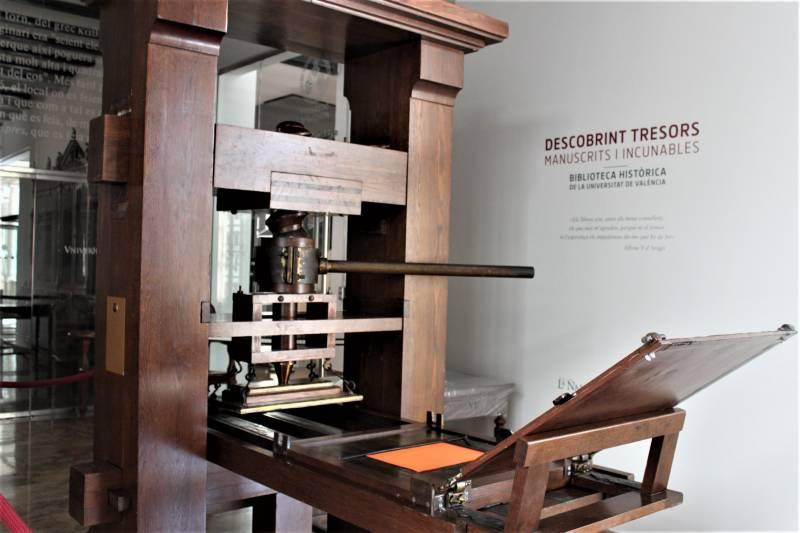 Prensa Gutenberg