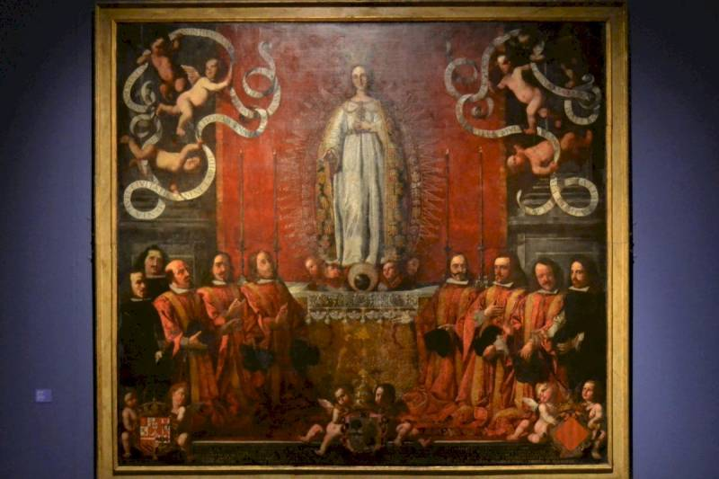 Inmaculada Concepcón. EPDA
