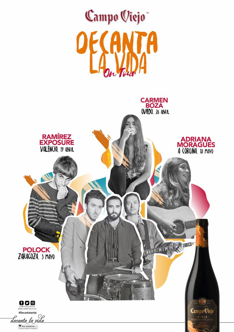 Cartel Decanta la Vida On Tour