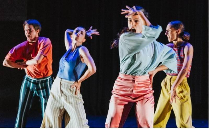 La compañía Thomas Noone Dance en