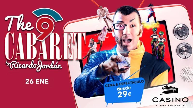 Nou Cabaret 26 enero Casino Cirsa Valencia