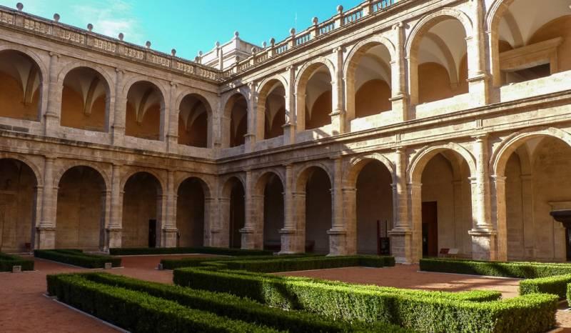 Imagen de archivo Monasterio San Miguel de los Reyes./ EPDA