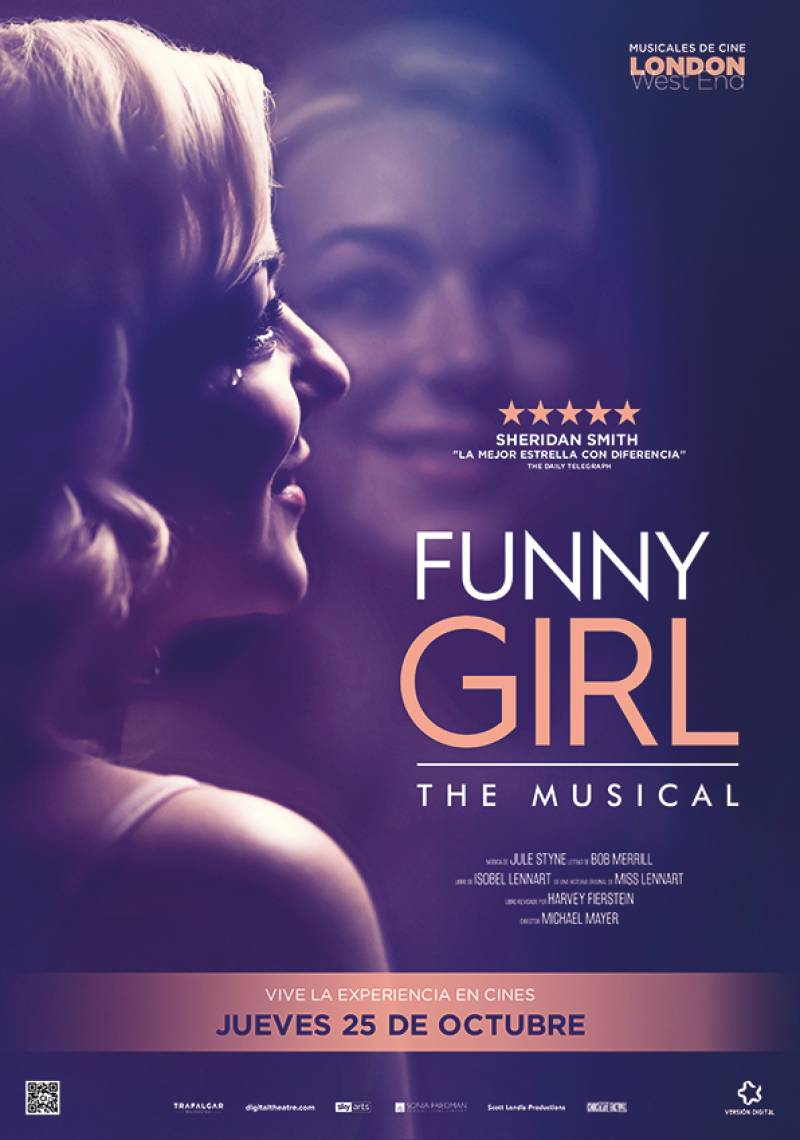 Cartel Funny Girl