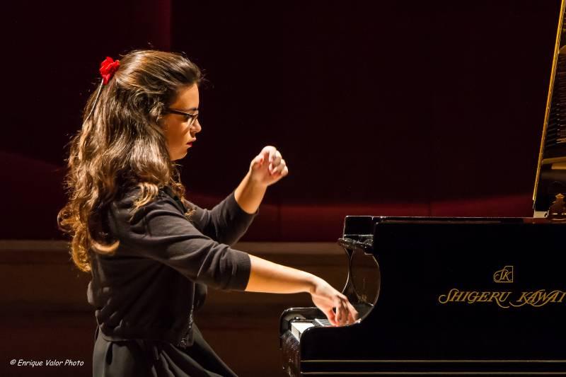 La pianista Mar Valor