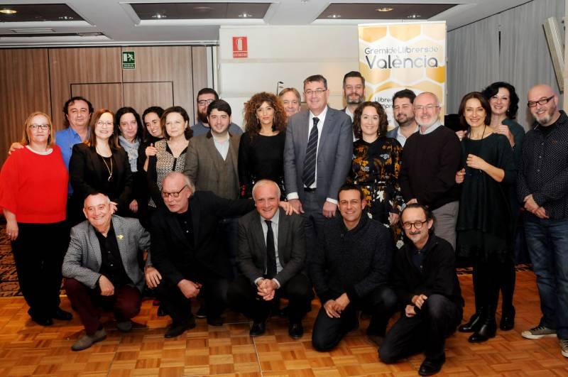 Foto de grup // Flaco García Poveda