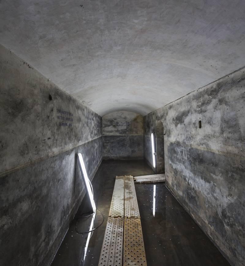 Bombas Gens Refugio // Daniel Rueda