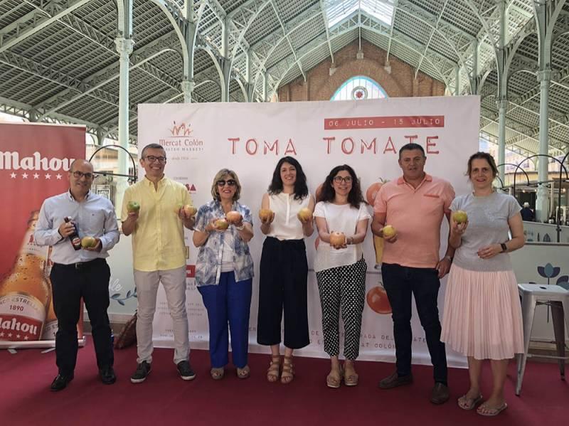 Presentación Semana del Tomate