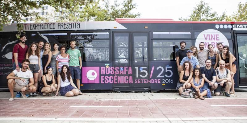 Promo de Russafa Escènica 2016