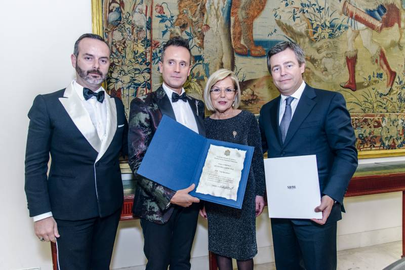 Premio Joia, diseño de Art Antic
