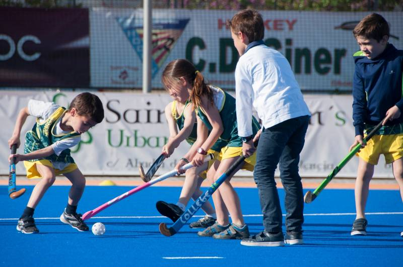 Miniolimpiada Hockey
