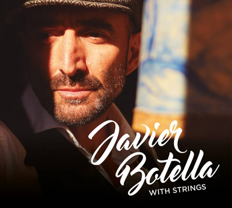 Javier Botella, portada disco