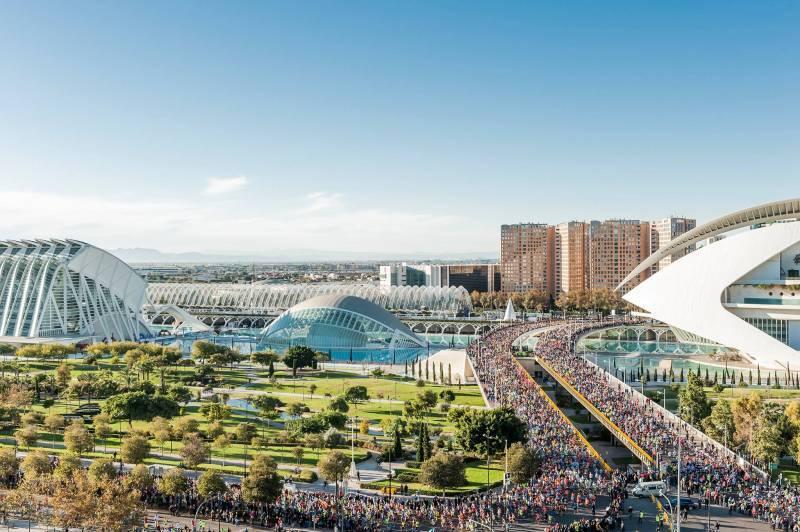 Dónde practicar running en Valencia