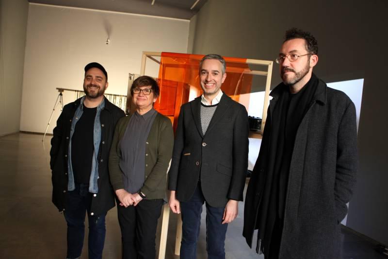 Exposició Joan Francesc Mira