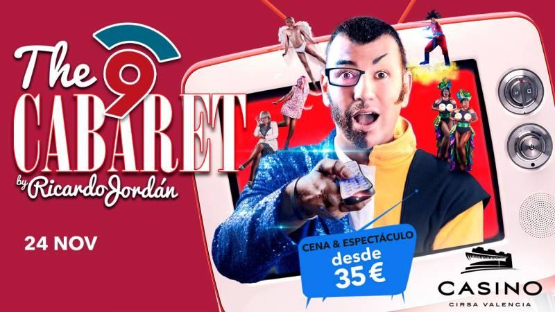 Nou Cabaret 24 noviembre Casino Cirsa Valencia