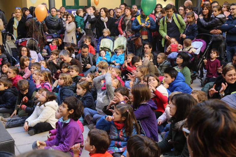 Actividades para el público infantil