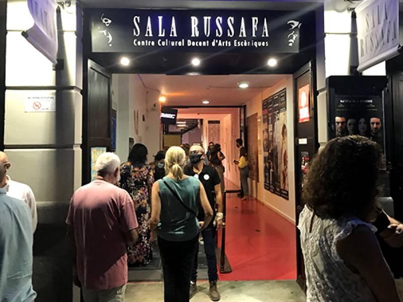 Sala Russafa./ EPDA