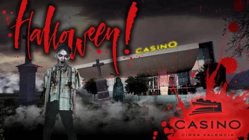 Halloween Casino Cirsa Valencia 2018