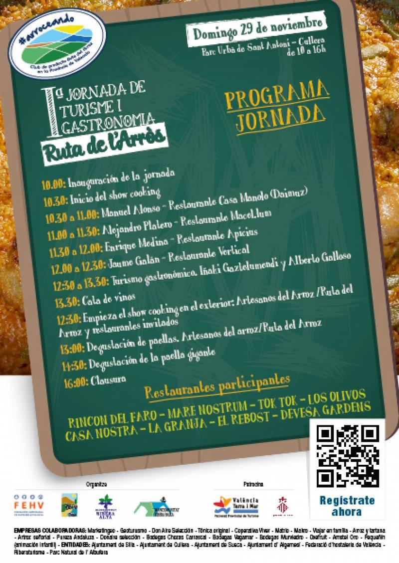 Cartel de las jornadas organizadas por la FEHV Foto: Viu Valencia