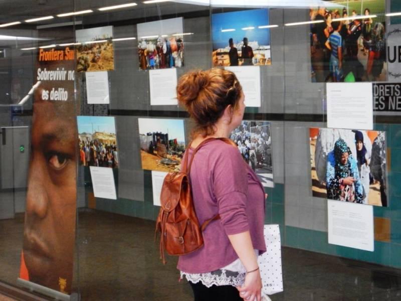 Exposición estación Mislata