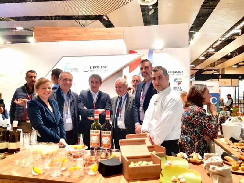 València homenajea al «esmorzaret» en Madrid Fusión