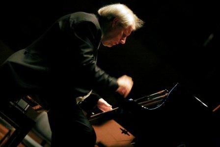 El pianista ruso Grigorij Sokolov. FOTO: EPDA