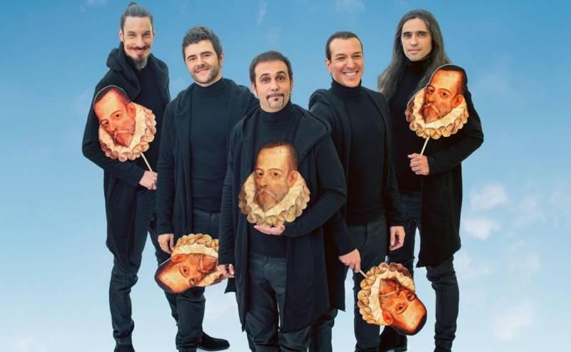 Cervantina en el Teatre Talia