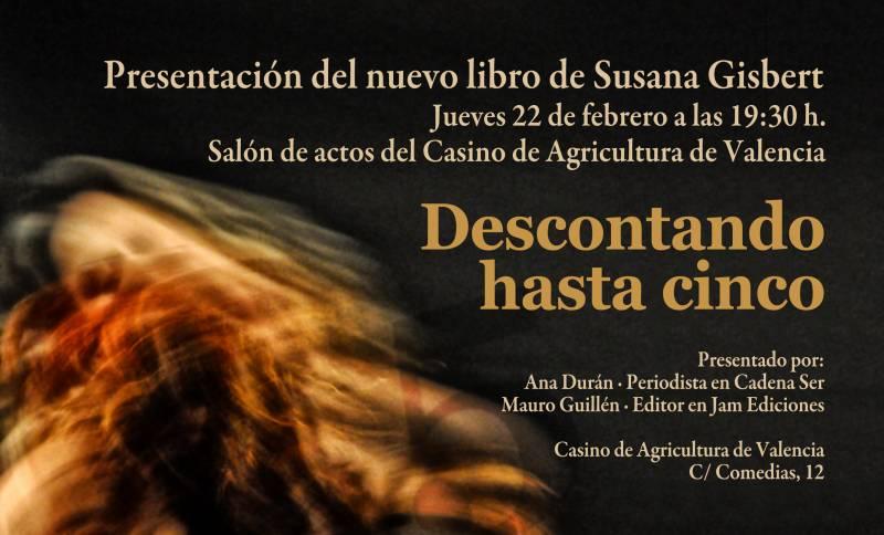 Presentación del libro de Susana Gisbert