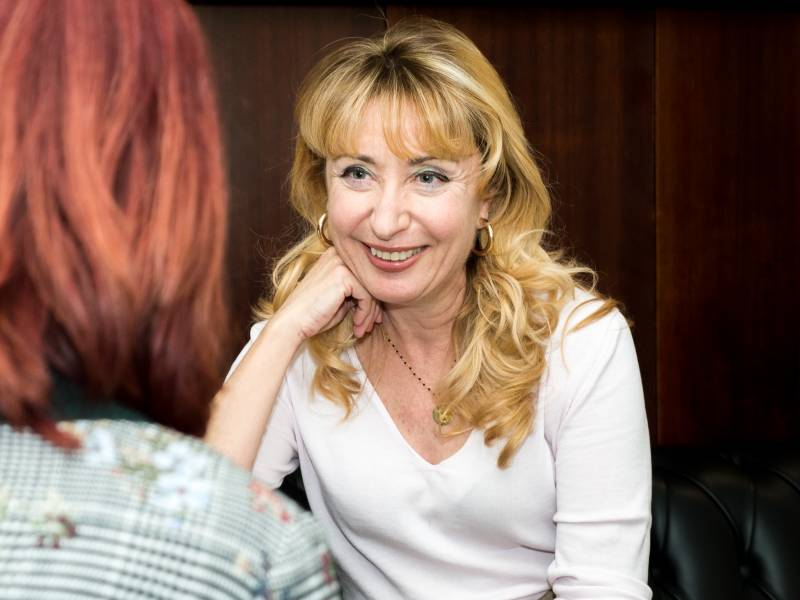 Mercedes Hurtado Presidenta electa  del Colegio Oficial de Médicos de València
