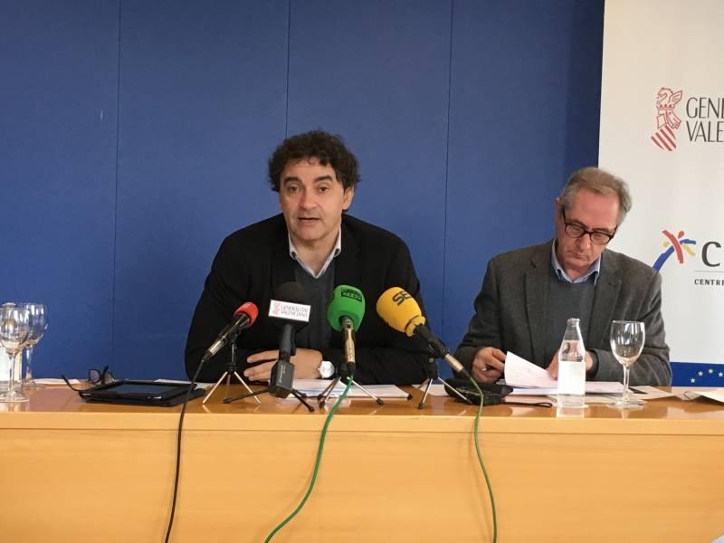 Colomer quiere que el turismo valenciano se desestacionaiice// E.C.