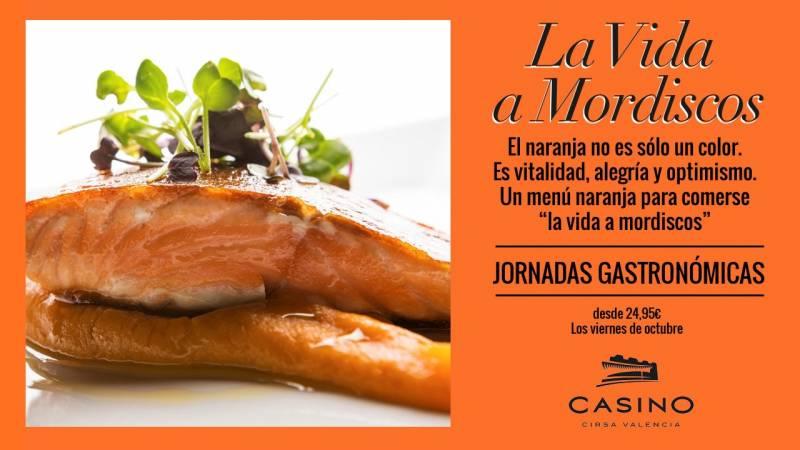 Jornadas gastronómicas octubre Casino Cirsa Valencia